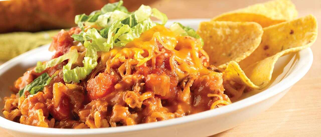 Quick & Easy Dinner Nachos Supreme