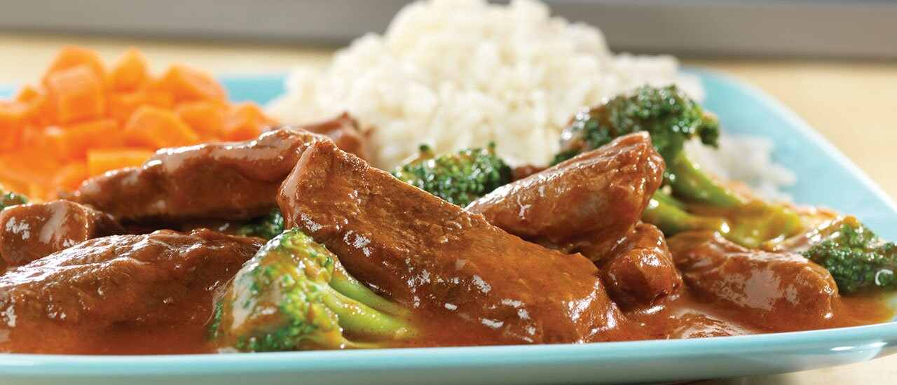 Slow Cooker Asian Tomato Beef