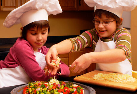 4 Fun Cooking Games for Kids